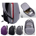 Laptop Backpack 15.6 Inch Three room Travel Bag School Bag Waterproof Nylon Bag For Macbook Pro Air Hp
