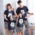 207 mãe pai do bebê olhar família crianças mickey outfits clothing set mãe e filho pai e filho roupas da filha da mãe pijama