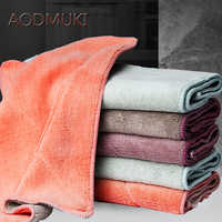 5pc Super Absorbent Microfiber kitchen dish Cloth High-efficiency tableware Household Cleaning Towel kitchen tools gadgets