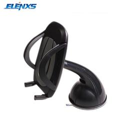 Car Cellphone Support Bracket 360 Rotating Windshield Sucker Mount Phone Holder Stand For 4.6-9.8cm width