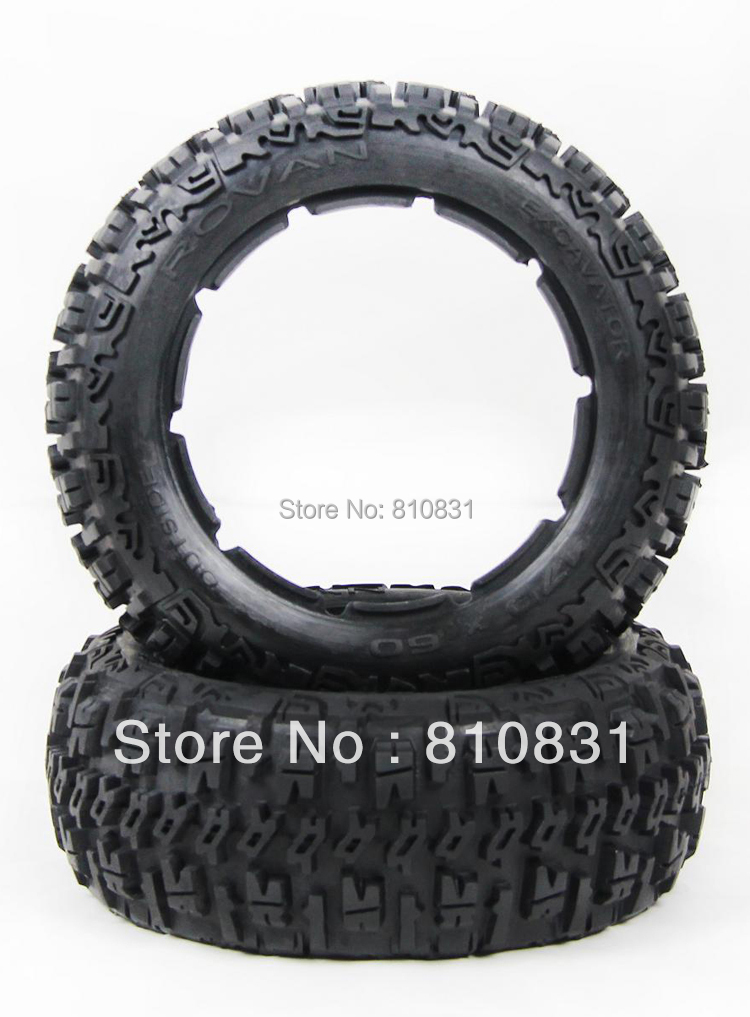 The three generations off-road cover tires for front  wheels of baja 5B baja 5b off road front wheels set only 2pc front