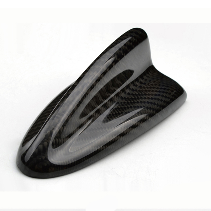 Ipoboo High Quality Real Carbon Fiber Top Mounted Roof Shark Fin Decorative Antenna Cover Aerial male anal plug stainless steel anal hook cock ring metal butt plug sex toys for men anal beads buttplug anus dilator stimulator