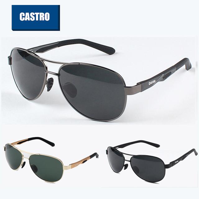 Lente Polarizada Óculos De Sol Dos Homens de alumínio E Magnésio Motorista Óculos Masculinos Óculos Eyewears Acessórios de Pesca Esportes Ao Ar Livre 7753