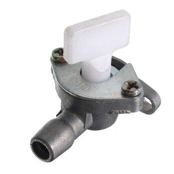 Interruptor de combustible de gasolina para motocicleta, carburador CNC, para 45cc, 47cc, 49cc, ATV, Quad Dirt Bike, Mini Moto, interruptor de Gas y aceite
