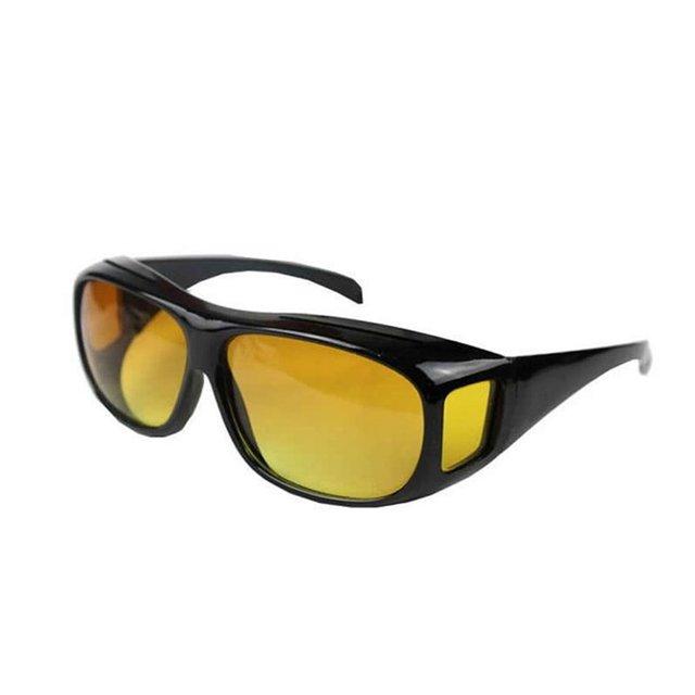 1ed44775b1835 Night Vision Sunglasses Polarized Night Sight HD Driving Glasses Anti-Glare  UV400 Protection Night Eyewear