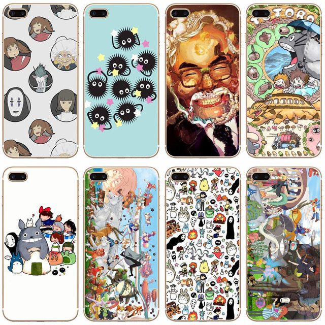 coque iphone ghibli 5 se