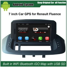 Android 7.1 Upgraded Original Car Radio Player Suit to Renault Fluence Car Video Player Built in WiFi GPS Navigation Bluetooth