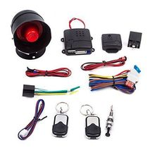 Anti-Theft Device One-way Car Protection Security Remote ON Alarm ACC Vehicle Entry System
