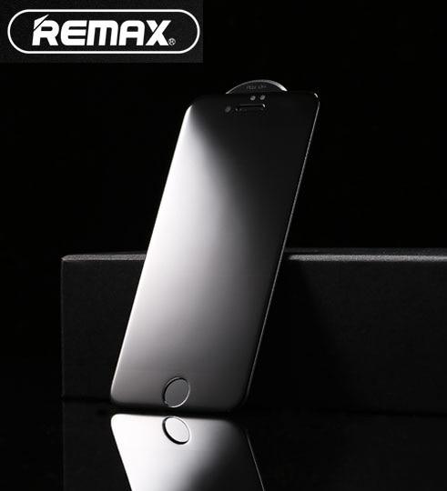 Remax anti-peeping 3D əyri səth iphone 7 7 üçün Ultra İncə Tam - Cib telefonu aksesuarları və hissələri - Fotoqrafiya 2