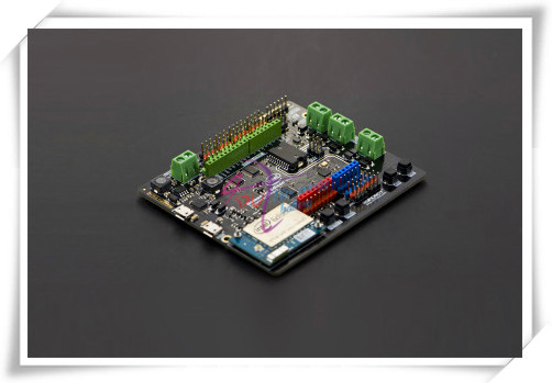 Romeo main controller Board / Module for Intel Edison Controller With Intel Edison Modules for grove intelligent household indoor environment sensor suite for intel edison indoor environment kit module expansion board
