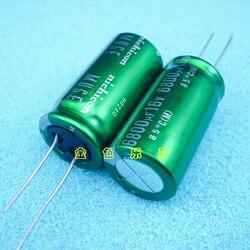 10 uds/30 Uds nichicon Musa 6800 uF/16 V 36x18 electrolítico de audio condensador patillas de cobre envío gratis