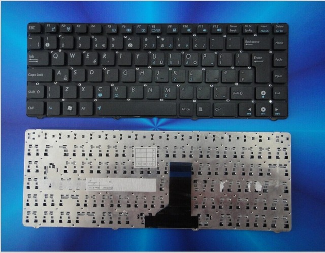 Asus U36SD Notebook Keyboard Vista