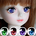 1 Pair Acrylic Safety Eyes For Toys SD BJD Eye Doll Cartoon 14mm 16mm 18mm 1/3 1/4 1/6 For BJD Doll Accessories Anime Animation