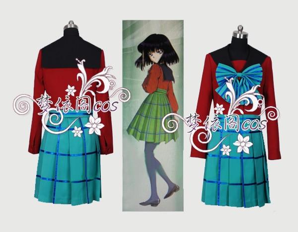 Sailor Moon  Sailor Neptune Cosplay Costume Custom Any Size