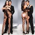 1 unid mujeres Sexy Lingerie Hot Body Sexy Vestido de la Ropa Interior Ropa Interior Erótica Juguetes Sexuales Productos Del Sexo Stocking Grillado QQ196