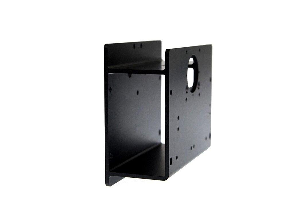 CNC machine XYZ-Carve X Transport Extrusion pour Amélioré Shapeoko 2 X-Carve rigide extrudé en aluminium transport