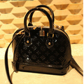 2014 women's handbag shell bag japanned leather Large Medium handbag fashion bag one shoulder cross-body
