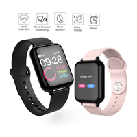 Men Women Fashion Sport Fitness Smart watch Bracelet Heart Rate Monitor Waterproof Blood Pressure SmartWatch For IOS And Android
