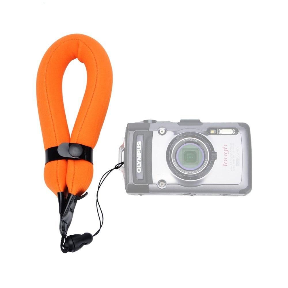 Drijvende Polsband Camera.Us 10 5 Nieuwe Waterdichte Drijvende Polsband Camera Voor Gopro Hero4 Voor Nikon Aw110 Hand Strap Voor Canon D20 Voor Olympus Tg 4 Tg 3 In Nieuwe