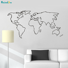 Buy World Map Lines And Get Free Shipping On Aliexpress Com