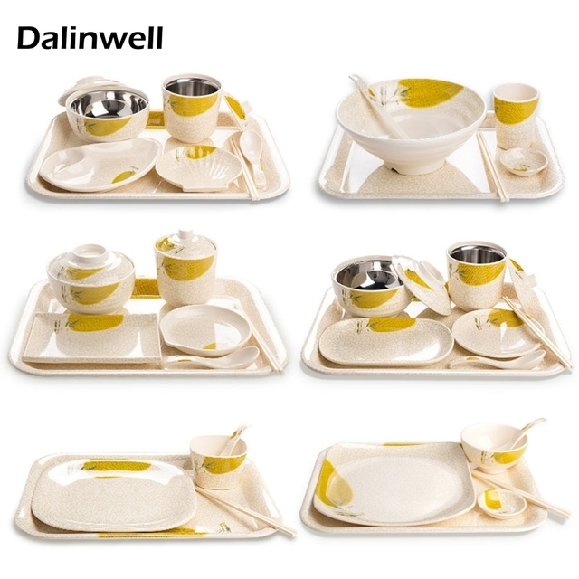 Imitate Porcelain Fast Food Tableware Set Soup Cold Dishes Plate Rice Bowl Cup Kits More Thincken  sc 1 st  AliExpress.com & Imitate Porcelain Fast Food Tableware Set Soup Cold Dishes Plate ...