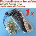 Kostenloser versand mit Post Luftpost Automatische tür sicherheit strahl sensor (Doppel Strahl)