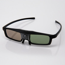 Professional Good Price Active Shutter 3D Glasses Chargeable Eyeglasses Suit For DLP Projector BenQ W1070 ViewSonic Pro8500