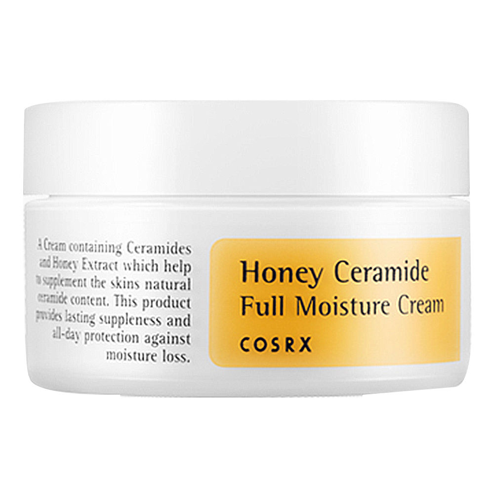 Korean Cosmetics COSRX Honey Ceramide Full Moisture Cream 50ml Face Cream for Hydrating Moist Repair мёд суфле смородина 30 мл peroni honey