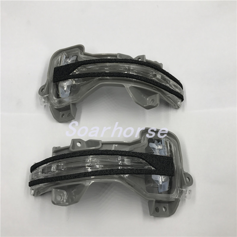 One pair Rearview mirror LED Side Turn signals Light lamp for Honda CRV 2012-2015, 2014 2015 ACCORD ODYSSEY SPIRIOR VEZEL XRV