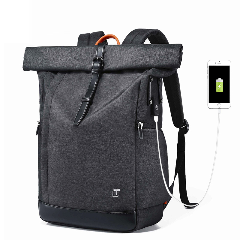 Men Backpack School Travel Pack Fits 15 6 Inch Laptop Fashion Teens Backpack Water Repellent Rucksack