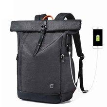 Hommes sac à dos école voyage Pack convient 15.6 pouces ordinateur portable mode adolescents sac à dos hydrofuge sac à dos sacs à dos pour hommes femmes