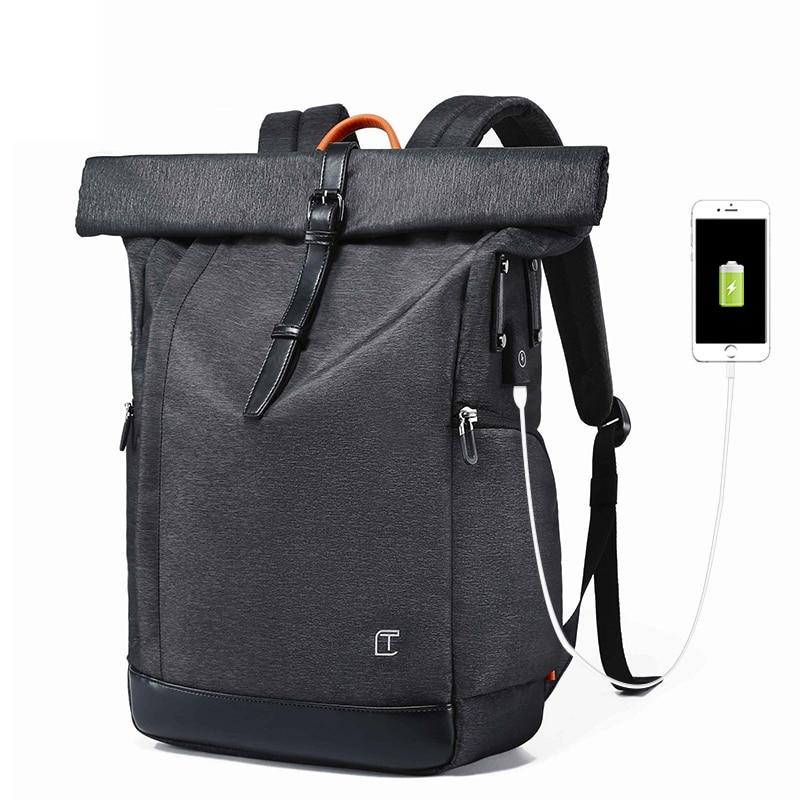 Mężczyźni plecak szkolny plecak podróżny pasuje do 15.6 Cal na laptopa mody nastolatków plecak wodoodporny plecak plecaki dla mężczyzn kobiety w Plecaki od Bagaże i torby na  Grupa 1