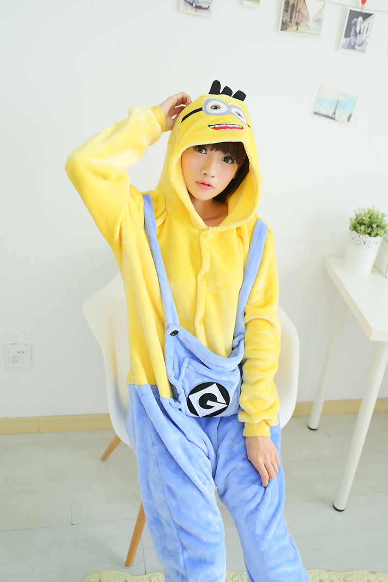 0026106c842838 Detail Feedback Questions about Adult Despicable Me Minion Onesies ...