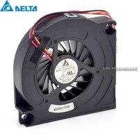 Nuevo y Original 6012 5 V 0.40A 6 CM ventilador delgado KDB04105HB adecuado para la conversión para Delta 60*60*12mm