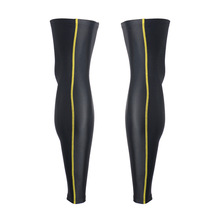 Cuzaekii Men Women Compression Cycling Leg Warmers