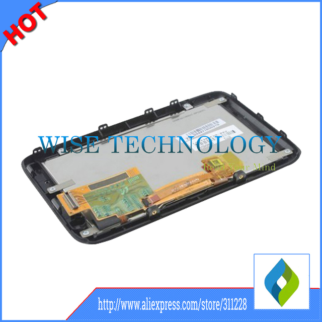 Original 5.0'' inch TomTom GO 4CQ01 LCD screen display panel + touch screen digitizer+front cover ,GPS LCD