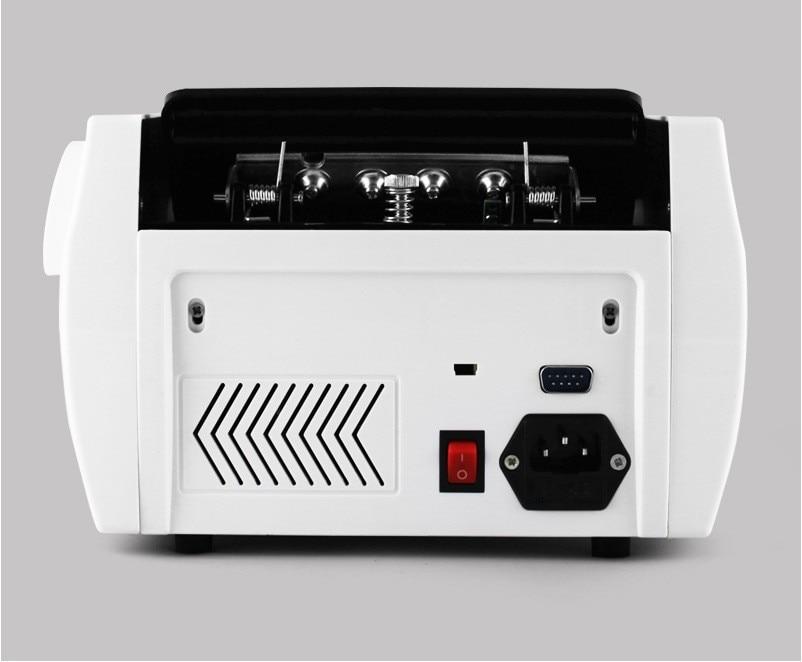 Ft2050 contador de dinheiro novo display lcd