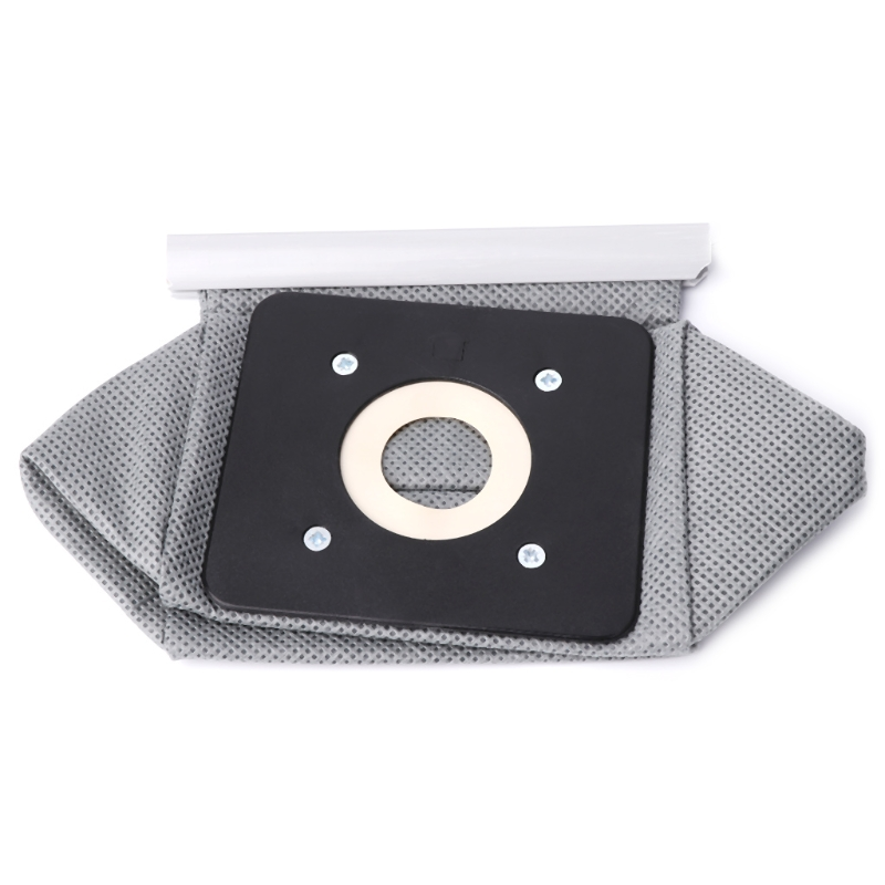1 PC Non Woven Cloth Vacuum Cleaner Bag Reusable Dust Bags Replacement 11x10cm  1 PC Non Woven Cloth Vacuum Cleaner Bag Reusable Dust Bags Replacement 11x10cm