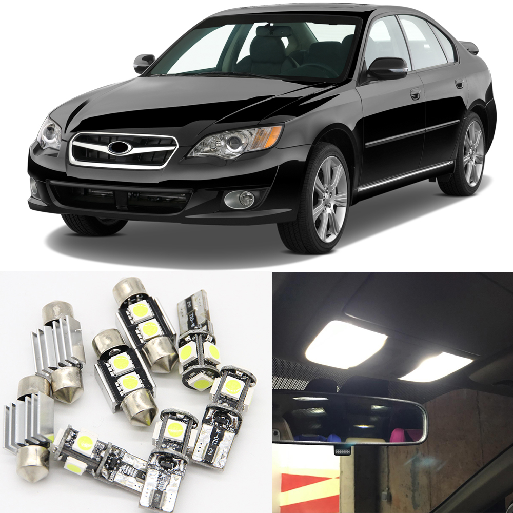 Subaru Legacy: Door step light