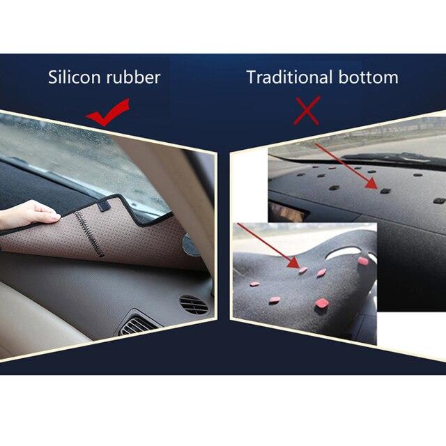 APPDEE For Toyota Camry XV30 2002 2003 2004 2005 2006 Car Dashboard Cover Dash Mat Pad Dash Board Cover Carpet Auto Sun DashMat