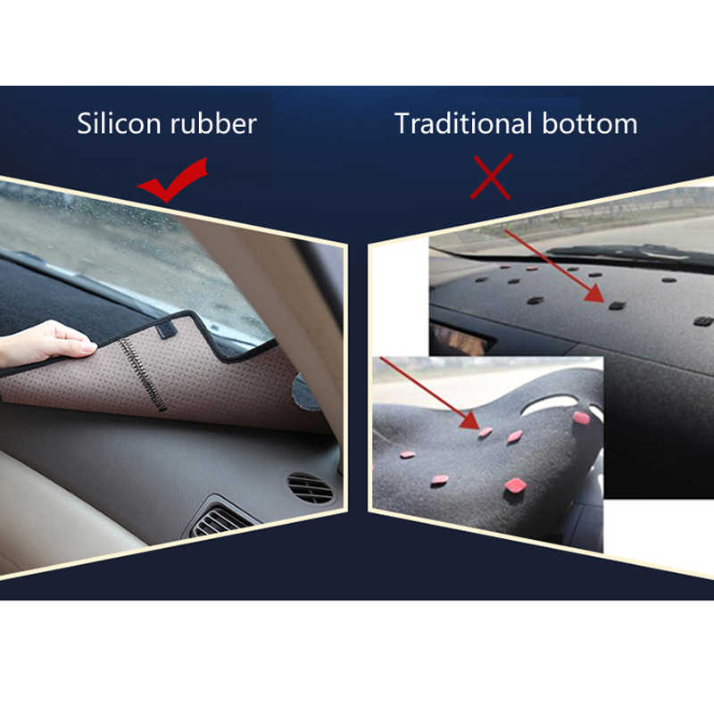 Appdee untuk Toyota Camry XV30 2002 2003 2004 2005 2006 Mobil Dashboard Cover Dash Mat Pad Dash Board Cover Karpet auto Sun Dashmat
