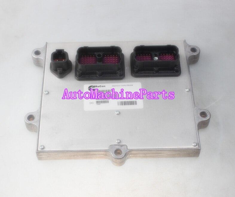 Novo Módulo de Controle Eletrônico ECU 4921776 600-467-1100 Para PC200-8 PC270 QSB6.7 Motor 6D170