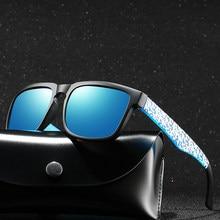 Design da marca polarizado óculos de sol homem motorista tons masculino vintage polaroid óculos de sol para homem espelho verão uv400 oculos