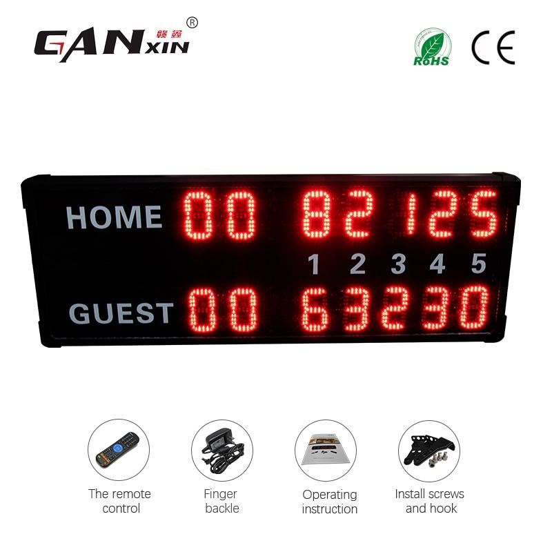 [Ganxin]score 15 30 40 Remote Control tennis scoreboard ...