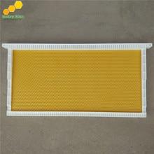 2 шт Пчеловодство пластиковый улей рамка пластиковая рамка для пчелиного улья langstroth улей рамки FR-3B