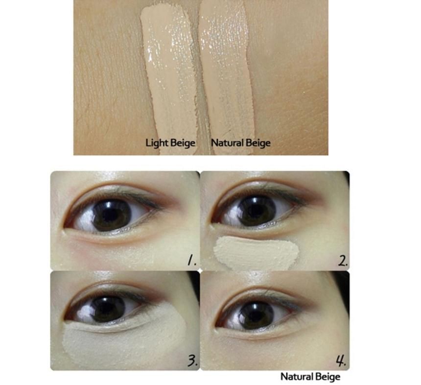 Missha The Style Under Eye Brightener 6g Liquid Eye Concealer