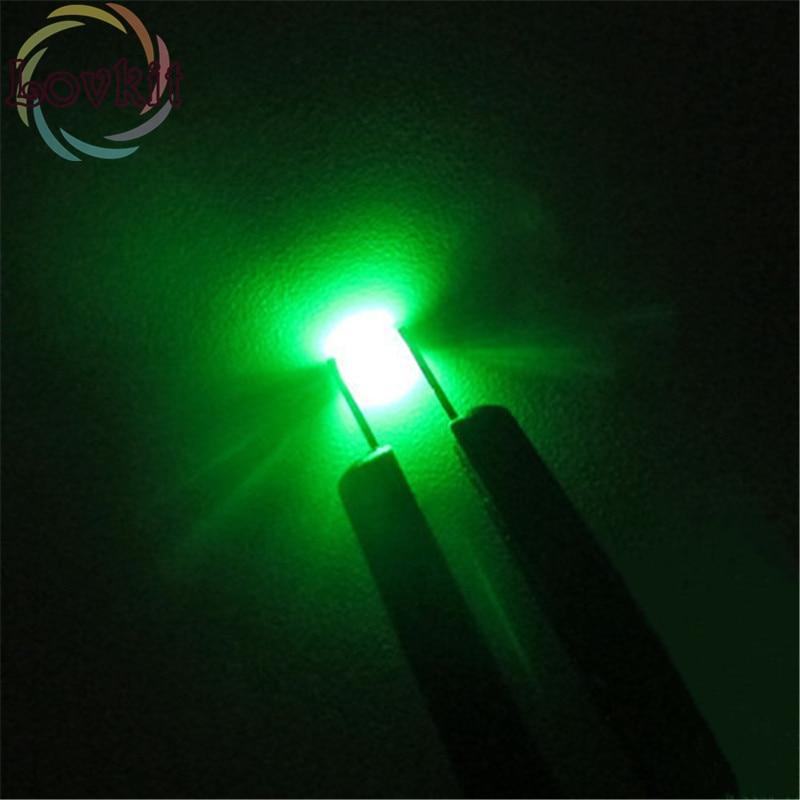 Bike Diy Responsible 200 Pcs 5050 Rgb Smd Led Red Blue Green Smt Led Plcc-6 3-chips Light Emitting Diodes Lamp Bead For Car Boat