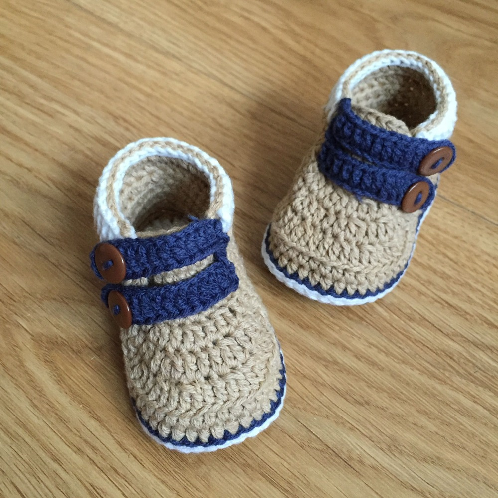 Buy baby crochet shoes and get free shipping on AliExpress.com