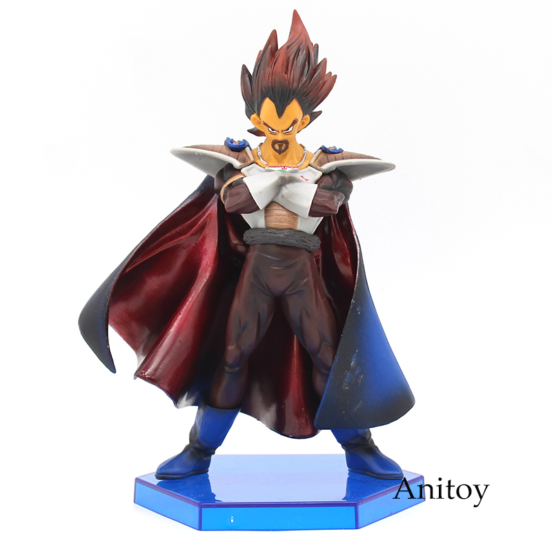 Dragon Ball Z The Legend of Saiyan Vegetas Father King of Vegeta PVC Figure Collectible Model Toy 19cm