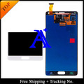 Track No.+ 100% tested original For Samsung Galaxy note 4 N9100  LCD  Digitizer Assembly